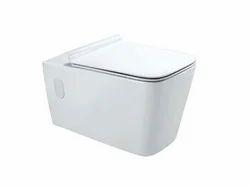 Jaquar White Ars-wht-39951 Wall Hung Wc