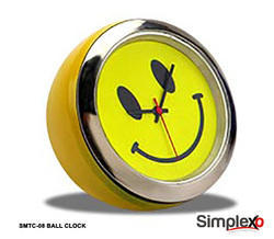SMILEY CLOCK SMTC 07 Desk Clock BIG