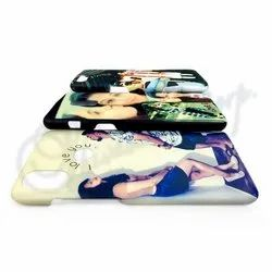 Printed Hard Plastic Mobile Cover