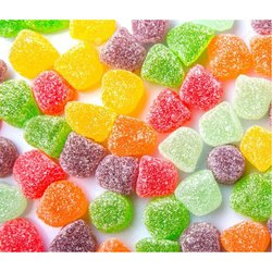 Mixed Fruit Flavor Dry Jelly, Packaging Size: 1kg, Packaging Type: Plastic Jar