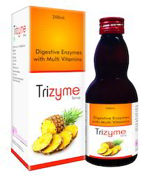 Digestive Enzymes with Multi Vitamins Syrup