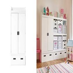 Kids Storage Wardrobe
