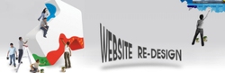 Website Re -Designing Service