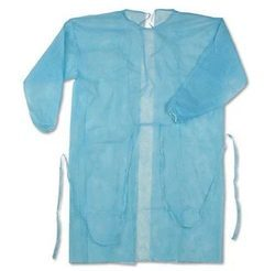 Disposable Visitor Gown