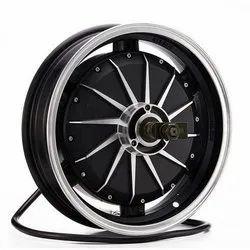 Electric Rickshaw Wheel