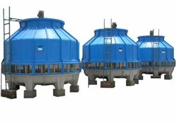 15 Tr Bottle Type Cooling Tower, 1 Hp