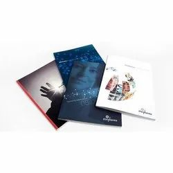 Book Paper Annual Report Offset Printing Service, Mumbai, Indutry