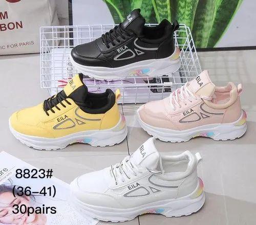 Women Stylish Casual Shoes, Size: 36-41
