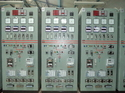 Control and Relay Panel with BCU