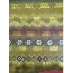 Poly Georgette Lurex Dobby Fabric