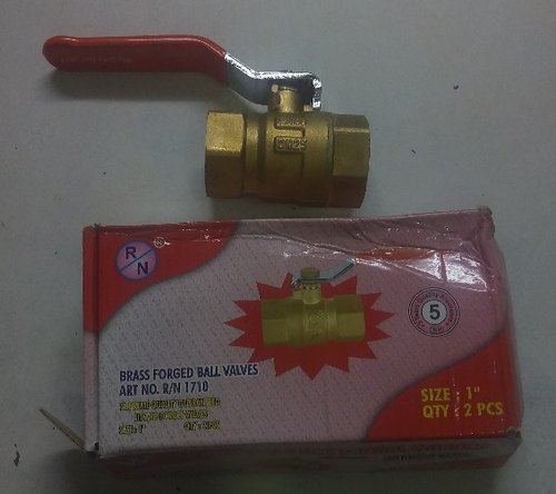 RN Brass Ball Valve