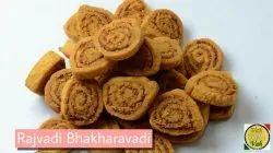 Rajwadi Bhakharvadi