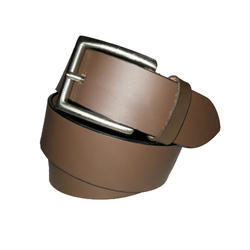 Leather Buff Split Belt
