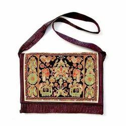 Embroidery Ladies Handicraft Sling Bag