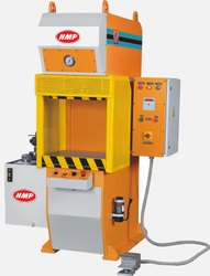 H Type Motorized Hydraulic Press