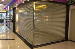 Fully Automatic Transparent Rolling Shutter
