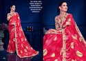 Rachna Georgette Sayna Catalog Saree Set For Woman 4