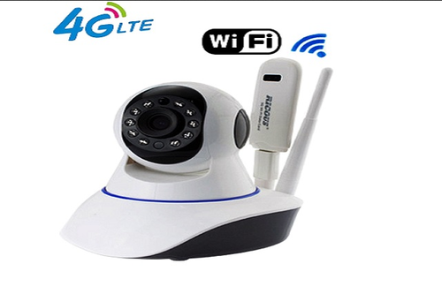 360 Degree WIFI IP Camera - View Specifications & Details of