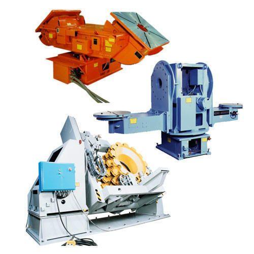 MS Robotic Welding Positioner, Toss Weldtronics | ID