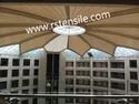 Heavy Cantilever Tensile Structure