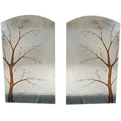 Decorative Glass Sheet