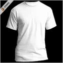 Zooks White Polyester Lycra Round Neck T Shirt, Quantity Per Pack: 1