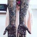 Bridal Mahendi