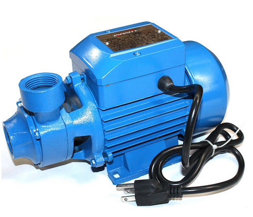 1/2hp Electric Water Pump Industrial Pond Pool Farm New Pump