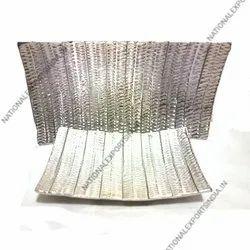 Decorative Aluminum Platters