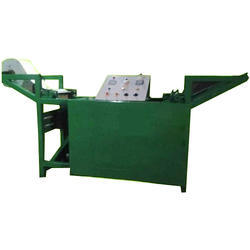 Automatic Double Die Pattal Dona Making Machine