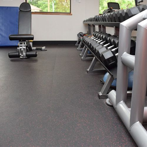 Gym Rubber Flooring At Rs 75 Square Feet Pullepady