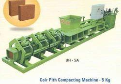 Coir Pith Compacting Machine 5 Kg 2