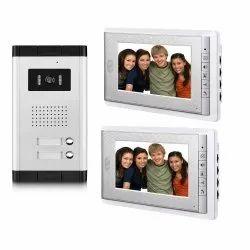 Multi Apartment Video Door  Bell System