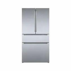 Bosch French Door Refrigerator, Capacity: 200 L, Warranty: 1 Year