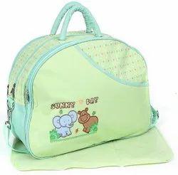 Green Baby Diaper Bag
