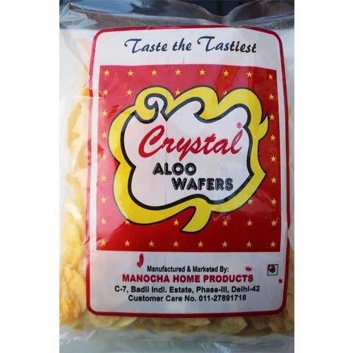 Crystal Aloo Wafers