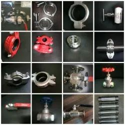 Stainless Steel Industrial Water Treatment Plant Fittings