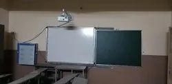 School Colleges Business Boontouch Fingertouch Interactive Whiteboard Classroom Setup