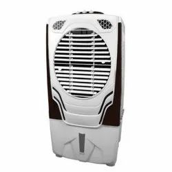 Sharptech White Brown China 2 Tower Cooler Body