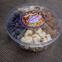 Assorted Dry Fruits, Packaging Type: Plastic Box, Packaging Size: 250 g