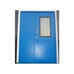 Hospital Double Door