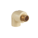 Male Threaded Elbow Brass