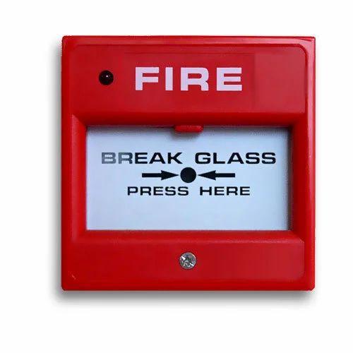 red break glass fire alarm rs 200 piece infinity solutions id rh indiamart com