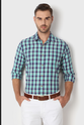 Peter England Blue Shirt ESF31704208