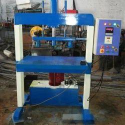 Single Die Hydraulic Paper Plate Machine