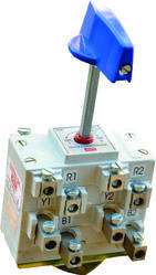 Manual Changeover Switch