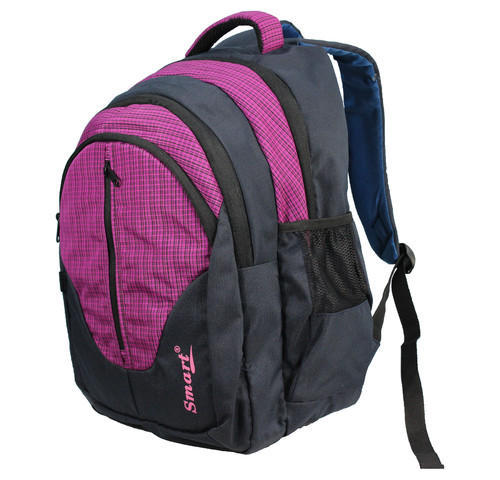 8625d19ae924 Plain Backpack School Bag H 31, Rs 490 /piece, Ceeyel Products | ID ...