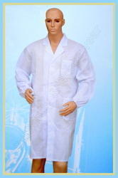 Disposable Lab Coat 30 GSM