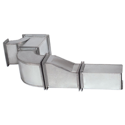 Exhaust Duct, for Office Use
