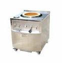 Commercial SS Thandoori Gas Tandoor Stove 500 500